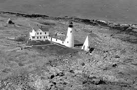 Wood Island Light Wood Island Light Maine Built In 1808 In The 1890 S A Murder