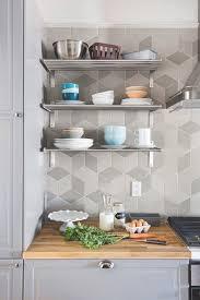contemporary kitchen backsplash kitchen stunning contemporary kitchen with brown counter