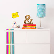 how to use washi tape to revamp your furniture brit co
