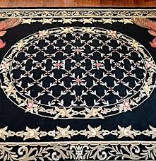 Rooster Rugs Round by Rooster Bijoux