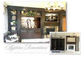 custom home theater solutions hand crafted custom entertainment center u0026 home theater appleton