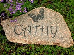 engraved memorial stones engraved rock small engraved granite memorial