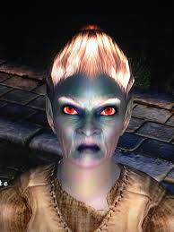 ugliest i think i found the ugliest npc in the game oblivion