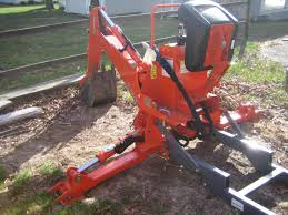 kioti backhoe subframe and mounts