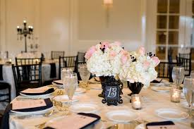 black and white wedding pink wedding bouquets archives southern weddings