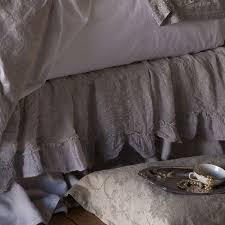 light grey bed skirt bedroom excellent accessories for bedroom decoration using light