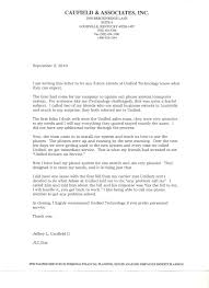 happy customer letter 1 unified technologies