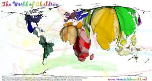 Kids World Map Kids Archives Views Of The World