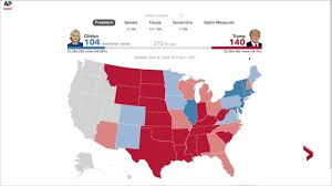 Electoral College Maps 2016 Projections Amp Predictions by 2016 Us Electorial Map By Precinct