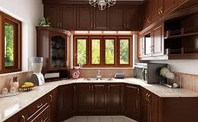 Kitchen Design Kerala Style Interesting Inspiration Modern Kitchen