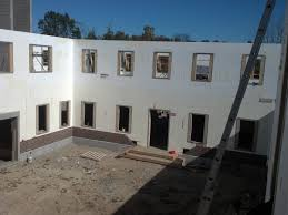more to see inside the construction of an icf castle using