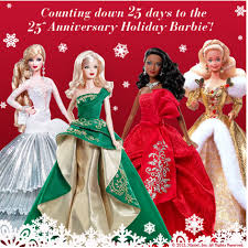 purchase holiday barbie 2013 and receive a 10 walmart gift card
