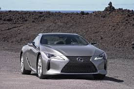 images of lexus lc 500 driven 2017 lexus lc 500 and lc 500h autoevolution
