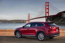 who makes mazda cars mazda makes a play for the luxury market with its flagship cx 9 suv