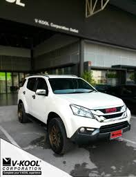 isuzu mu x engineered in sydney for dakar rally in 2015 http
