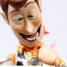 Meme Woody - creepy ass woody contemplation by versalina meme center