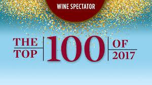 All Lists Of Top 100 Wines Wine Spectator U0027s Top 100