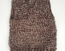 baby sweater vest etsy
