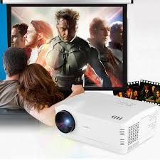 projector home theater clearance uhappy h3 led projector home theatre cinema1280 768