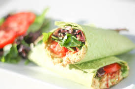 what are wraps vegan hummus wrap ahead of thyme