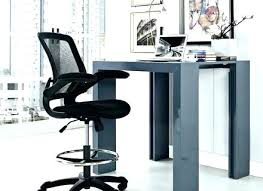bar height office table bar height desk chair counter height desk chair inspiring office