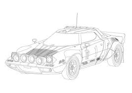 coloring book race cars motorist autoevolution