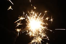 Sparklers Free Stock Photo Of 2016 December 31 New Year U0027s Eve
