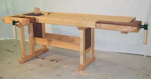 how to build a work table how to build a work bench home plans