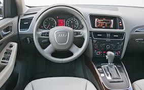 Audi Q5 Black - 2014 audi q5 premium plus black top auto magazine