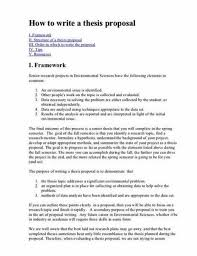 a thesis proposal template thesis proposal template 8 free word