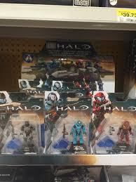 halo mega bloks 2016 halo heroes series 1 figures released halo
