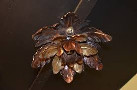 Arts And Crafts Ceiling Lights by Benson Style Ceiling Light Arts U0026 Crafts C 1910 England From