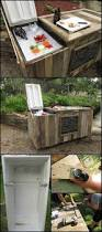 How To Build A Concrete Bar Top Pallet Bar 30 Best Picket Pallet Bar Diy Ideas For Your Home