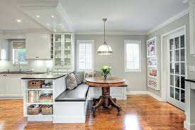 Ideas For Kitchen Islands With Seating Kitchen Island With Bench Seating Altmine Co