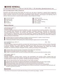 Retail Store Manager Resume Sample by Nail Salon Manager Resume Sample Contegri Com