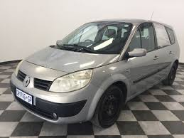 renault grand scenic 2005 used renualt grand scenic ii expression 2 0 manual for sale