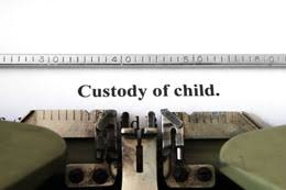 child custody reference letter