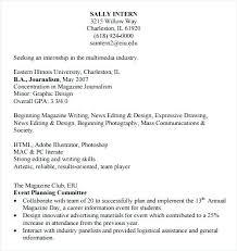 finance internship resume sample finance internship resume