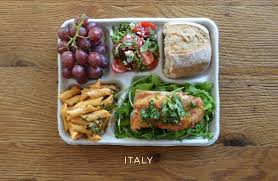 photos of school lunches from around the world will inspire you