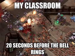Zerg Rush Meme - everyday zerg rush memes quickmeme