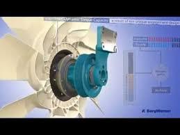 cummins n14 fan clutch solenoid kysor on off fan clutch youtube