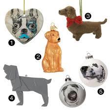 20 modern themed ornaments milk