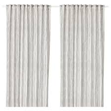 Gray And White Chevron Curtains by Curtains Living Room U0026 Bedroom Curtains Ikea