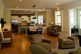decorating ideas for open living and dining room floor plan 6