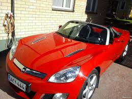 opel gt 2 0 turbo roadster 2 ov convertible 2009 used vehicle