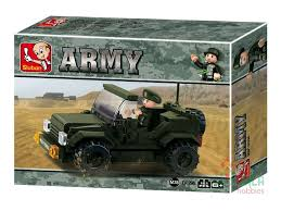 army jeep sluban m38 b0296 sluban army jeep