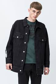 men s coats jackets er denim more cheapmonday