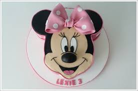 Minnie Mouse Cake U2013 Cakes By Lynz