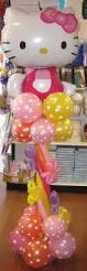 balloons on the run party decorations r u0027 us balloon columns