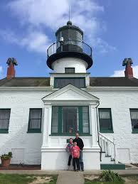 tour the historic point pinos lighthouse in pacific grove